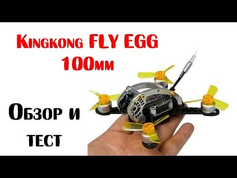Купил себе Kingkong FLY EGG 100.Бомба! Обзор и полеты! - UCSAUNxRIIEOqYr6rmdxW4sQ