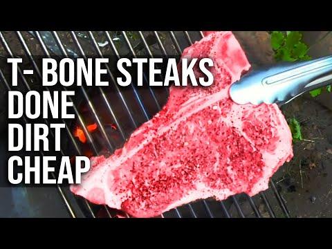 T-Bone Steak done dirt cheap by the BBQ Pit Boys - UCjrL1ugI6xGqQ7VEyV6aRAg