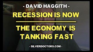 The Recession Is Now w/ David Haggith