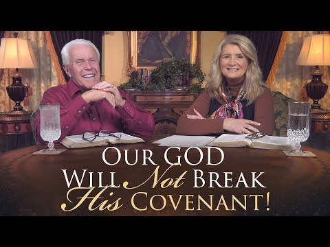 Boardroom Chat: Our God Will Not Break His Covenant!  Jesse Duplantis