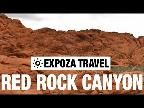 Red Rock Canyon (USA) Vacation Travel Video Guide - UC3o_gaqvLoPSRVMc2GmkDrg