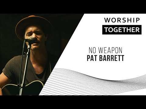 No Weapon // Pat Barrett // New Song Cafe