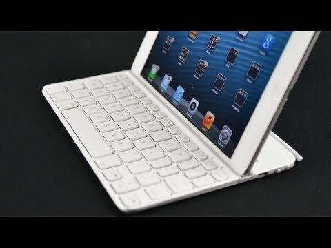 Logitech Ultrathin Keyboard iPad mini: Unboxing & Review - UCmY3dSr-0TOkJqy0btd2AJg