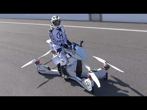 Scorpion 3 - World's First Hoverbike - UC0k173Oca1nPZurW2ITHlYw