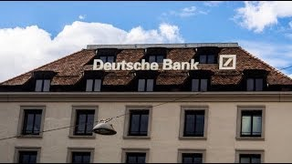 Democrats subpoena Deutsche Bank to investigate President Trump's finances