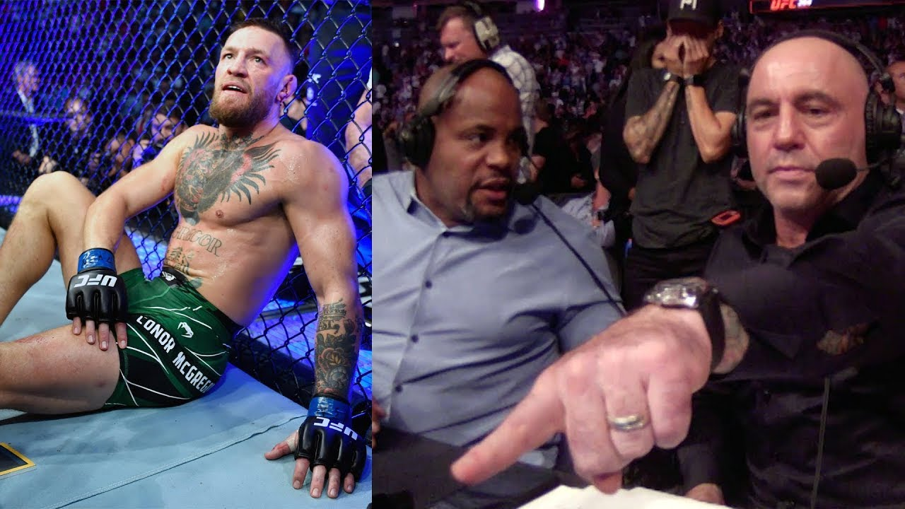 UFC 264: Реакции комментаторов