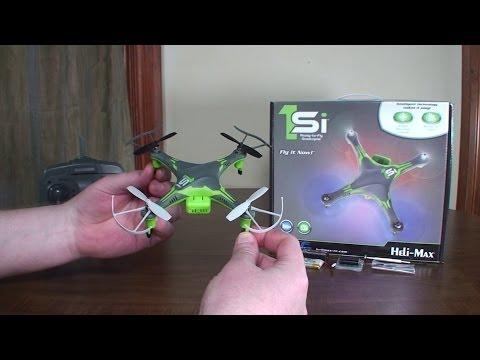 Heli-Max - 1Si - Review and Indoor Flight - UCe7miXM-dRJs9nqaJ_7-Qww