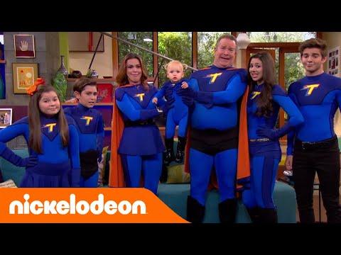 I Thunderman | Foto di famiglia con Chloe | Nickelodeon - default