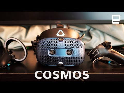 HTC Vive Cosmos review: Is it worth $699? - UC-6OW5aJYBFM33zXQlBKPNA