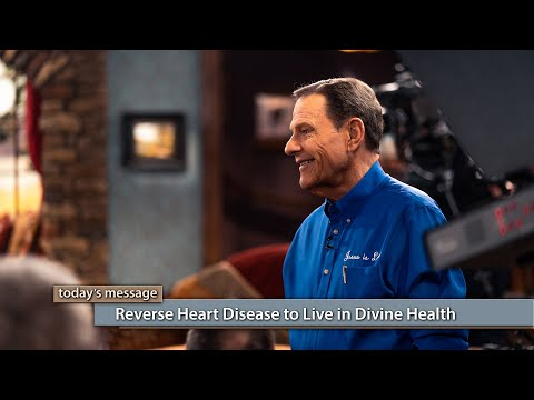 Reverse Heart Disease to Live in Divine Health