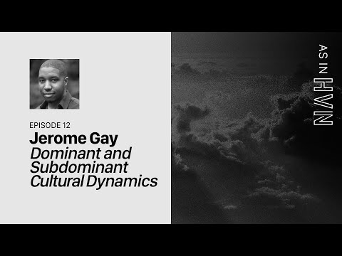 Dominant and Subdominant Cultural Dynamics  As In Heaven Episode 12  Jerome Gay