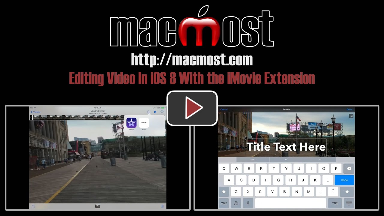 how to make a movie without imovie