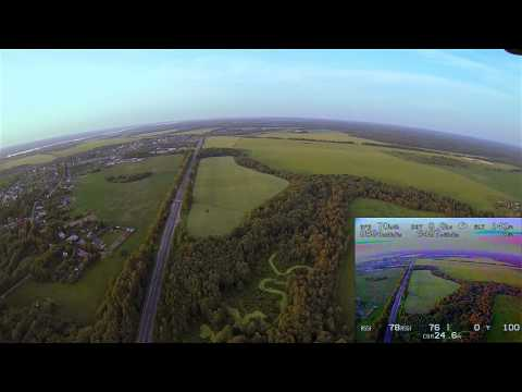 14km FPV flight (How I lost my quad in the woods) - UCmSf90c1hLp5R3k6NxZu5Aw