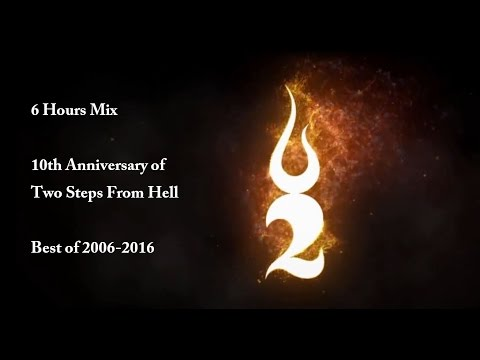 6 Hours Mix | Best of Two Steps From Hell, T. Bergersen & N. Phoenix | 2006-2016 - UCZMG7O604mXF1Ahqs-sABJA