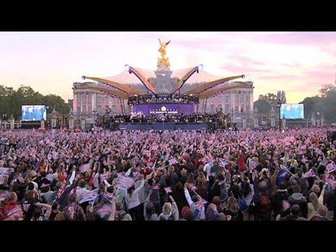 Thế giới âm nhạc mừng Nữ hoàng Anh