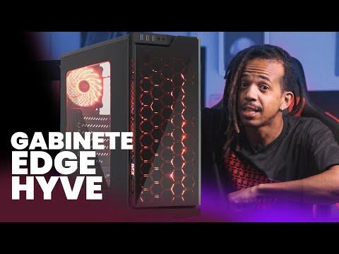 Review Gabinete Edge Hyve | Design Espacial 2021