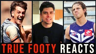 AFL Round 1 2019 | TRUE FOOTY REACTS