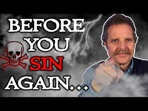 5 Things That Happen When You Keep Sinning The SAME SIN!!!  - Watch Before You Sin Again!