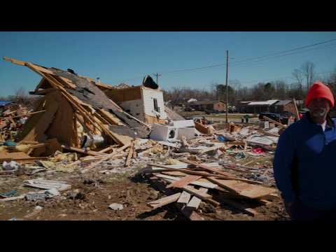 KCM Disaster Relief Team in Cookeville, TN: Snow Family Update