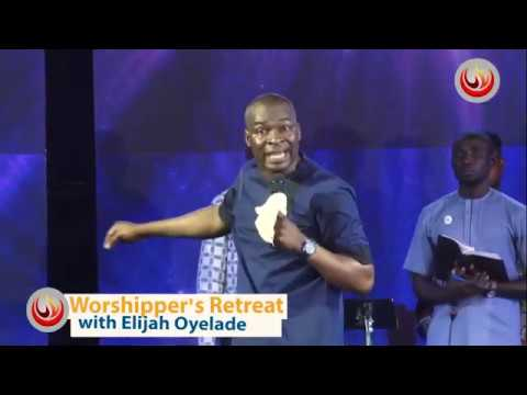 Apostle Selman's message at the Worshipper's Retreat 2020 with Elijah Oyelade PART TWO