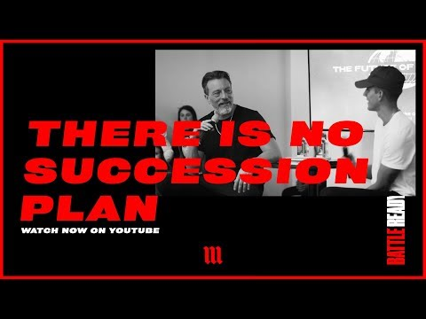 THERE IS NO SUCCESSION PLAN  Battle Ready - S02E02