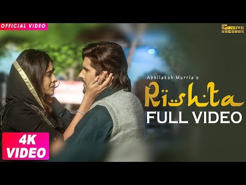 RISHTA LYRICS - Abhilaksh Murria | Mr. Vgrooves