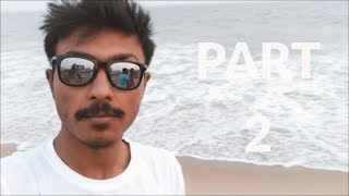 PURI BEACH| JAGGANATH TEMPLE VLOG| JADAVPUR UNIVERTSITY SALT LAKE HOSTEL TOUR| DAY 2