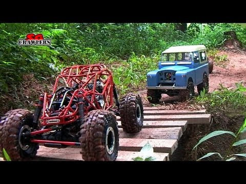 11 RC Trucks scale offroad 4x4 Adventures - Showtime scx10 land rover defender rc4wd wraith - UCfrs2WW2Qb0bvlD2RmKKsyw