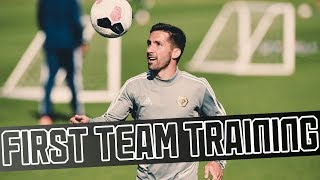 Nations League winners return   Neves, Moutinho, Jota and Patricio join the training camp!