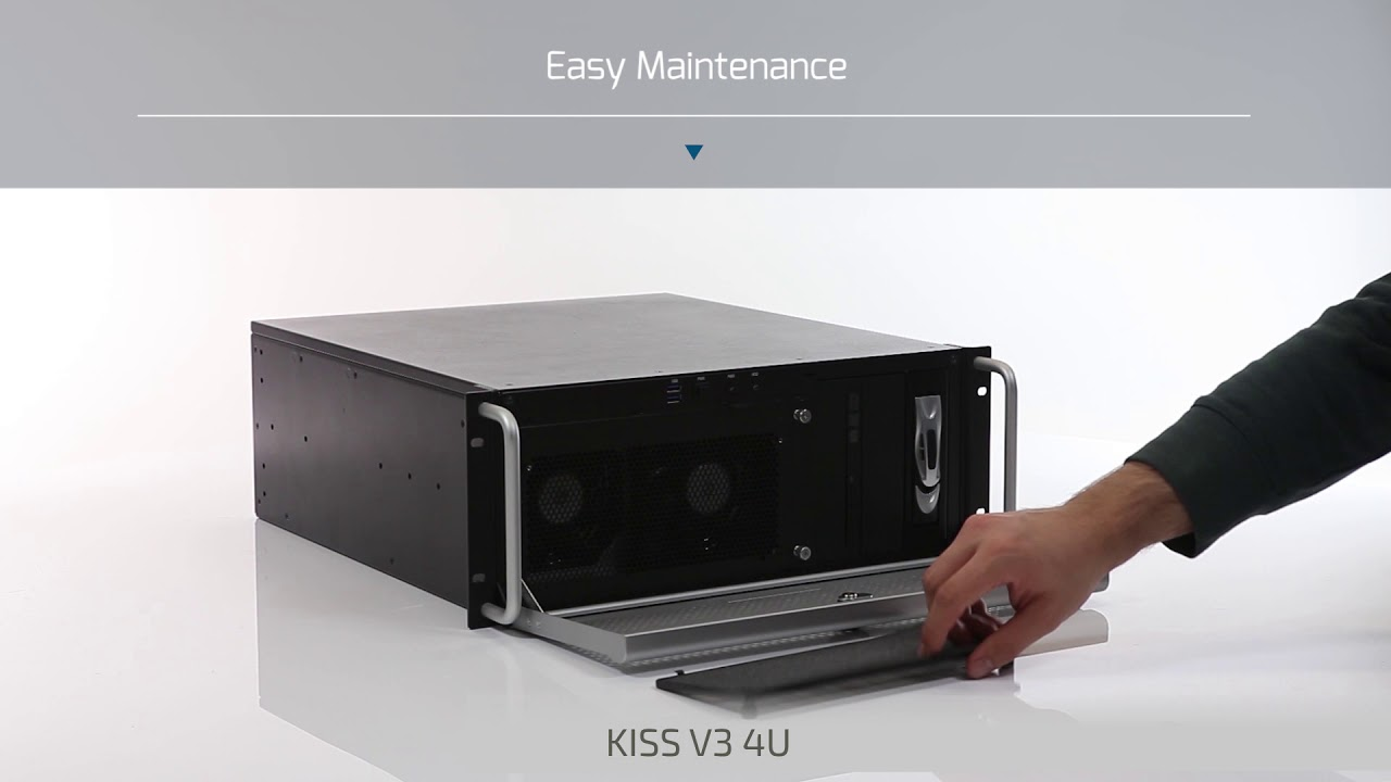 Servers/Workstations for Industrial Applications