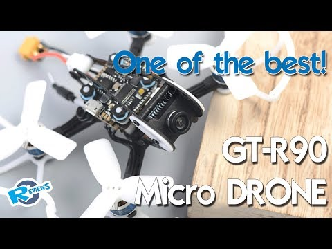 Best micro drone of 2018? But very fragile? - UCv2D074JIyQEXdjK17SmREQ