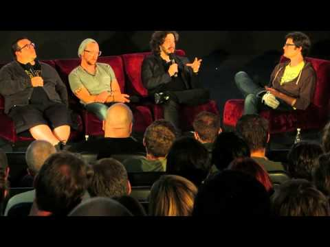 World's End (SPOILERS) Talk After Movie: Simon Pegg, Nick Frost, Edgar Wright (moderator Bill Hader) - default