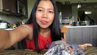 แกงเห็ด #เห็ดผึ้ง How to make Thai Mushroom Soup