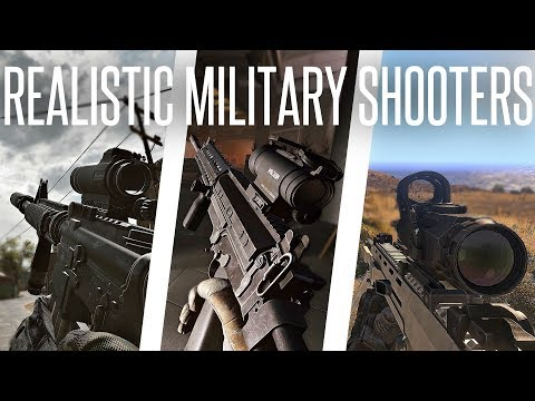 Realistic Shooter Games and Military Simulation in Under 10 Minutes - UC-ihxmkocezGSm9JcKg1rfw
