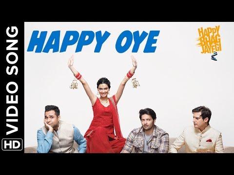 HAPPY OYE LYRICS - Happy Bhag Jayegi | Shahid Mallya