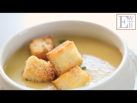 Beth's Potato and Leek Soup- NO CREAM