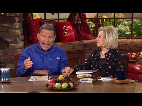 Happy 2020 New Year Greeting From Kenneth and Gloria Copeland