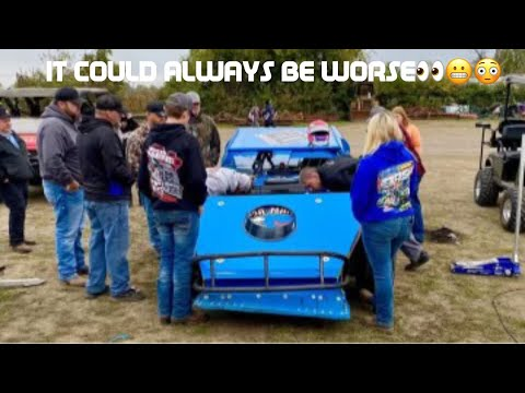 Blowing Up Engines, B-Mod  Bashing, and racing our way into the big show!…Part 2 - dirt track racing video image