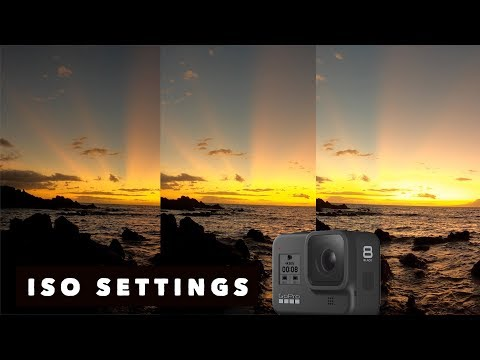 GOPRO HERO8 - ISO comparison - WATCH THIS BEFORE YOU SHOOT!- GoPro Tip #658 | MicBergsma - UCTs-d2DgyuJVRICivxe2Ktg