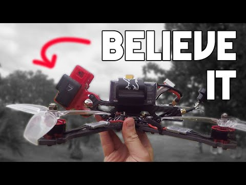 WEIRD FRAME DESIGN MIGHT BE GENIUS FOR FILMING but what about crashing? Flynoceros SkollV3 review - UC3ioIOr3tH6Yz8qzr418R-g