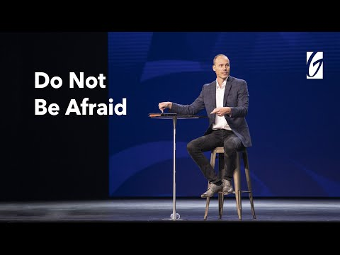 Gateway Church Live  Do Not Be Afraid by Pastor Preston Morrison  November 2829
