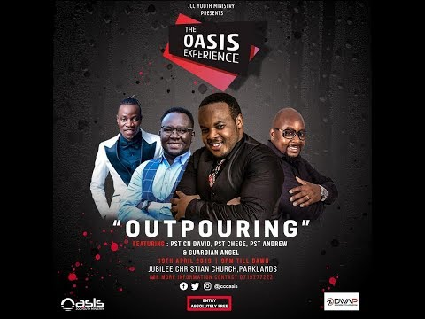Welcome to Oasis Experience 2019, outpouring night of encounter with Oasis Youth Ministry - Jcc Park
