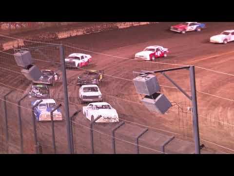 Perris Auto Speedway PASSCAR Street Stocks Main Event  9-16-21 - dirt track racing video image