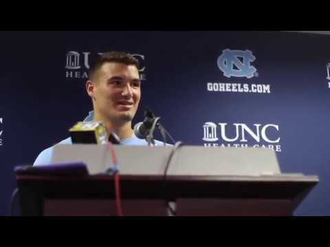 On March 21, 2017, UNC held its annual pro day. Here is a behind the scenes look at what quarterback and potential 1st round NFL Draft pick Mitch Trubisky's day was like.