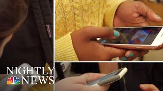 California High School Bans Students From Using Smartphone | NBC Nightly News