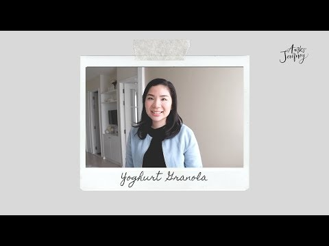 Aarks' Journey - Ep.23 Yoghurt Granola