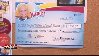 Sisters make blizzards for Miracle Treat Day, share special connection to CMN