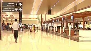 Nedumbassery Airport gold