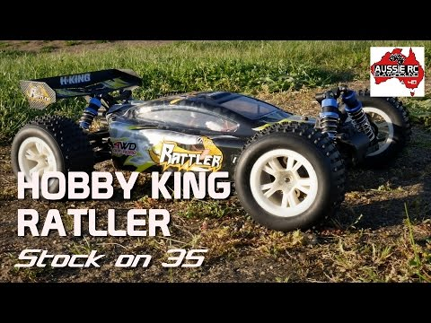 Hobby King Rattler First Running Video on 3S - UCOfR0NE5V7IHhMABstt11kA