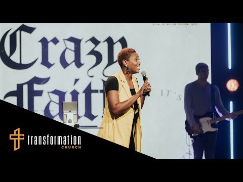 Daily Faith // Crazy Faith (Part 5) (Brie Davis)